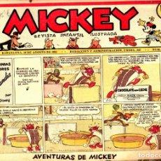 Tebeos: COMIC COLECCION MICKEY Nº 25. Lote 275102643