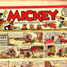 Livros de Banda Desenhada: COMIC COLECCION MICKEY Nº 11. Lote 275103503