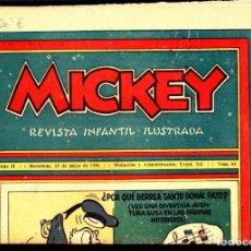 Livros de Banda Desenhada: COMIC COLECCION MICKEY Nº 64. Lote 275103878