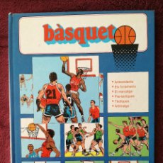 Tebeos: BASQUET - GUY MOUMIMOUX - ANDRE MANGUIN - ED. MOLINO. Lote 296853033