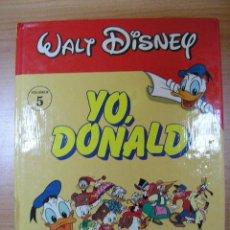 Tebeos: YO DONALD, VOL V, MONTENA/ED, RUEDA, AÑO 1987. Lote 24977202