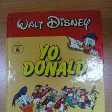 Tebeos: YO DONALD, VOL VI, MONTENA/ED. RUEDA, AÑO 1987. Lote 24977195
