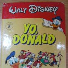 Tebeos: YO DONALD, VOL. VIII, MONTENA/ED. RUEDA, AÑO 1987. Lote 24977190