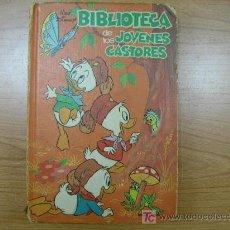 Tebeos: BIBLIOTECA JOVENES CASTORES, Nº 1, WALT DISNEY, ED. MONTENA, AÑO 1984. Lote 4767574