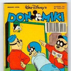 Tebeos: DON MIKI Nº 420 - MONTENA (1985). Lote 27322909