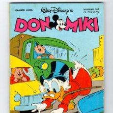 Tebeos: DON MIKI Nº 362 - MONTENA (1983). Lote 27322913