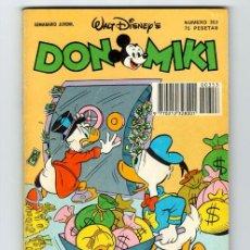 Tebeos: DON MIKI Nº 353 - MONTENA (1983) - WALT DISNEY. Lote 27140271