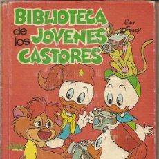 Tebeos: BIBLITECA DE LOS JOVENES CASTORES POR WALT DISNEY ,-AÑO 1984. Lote 25302648