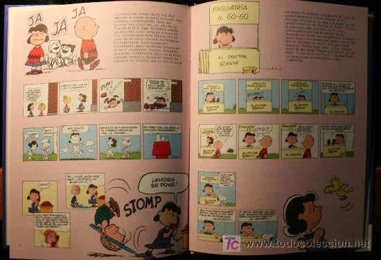 Tebeos: LUCY, SOY ÚNICA - CHARLES SCHULZ - MONTENA - 1987 - Foto 3 - 21006112