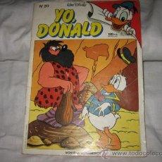 Tebeos: YO DONALD Nº 20 EDICIONES MONTENA 1986. Lote 14641412