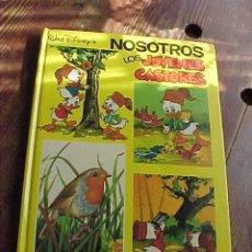 Tebeos: NOSOTROS LOS JOVENES CASTORES. WALT DISNEY. EDICIONES MONTENA. TOLEDO 1984. Lote 15385385