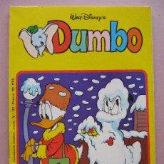 Tebeos: COMIC DUMBO Nº 33 BUEN ESTADO EDITORIAL MONTENA WALT DISNEY'S, MICKEY MOUSE, DONALD, ETC .... Lote 16123361