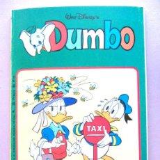 Tebeos: COMIC DUMBO Nº 38 BUEN ESTADO EDITORIAL MONTENA WALT DISNEY'S, MICKEY MOUSE, DONALD, ETC .... Lote 16123419