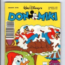 Livros de Banda Desenhada: DON MIKI Nº 409 - MONTENA (1984) - WALT DISNEY. Lote 26856952
