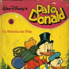Tebeos: CUENTO PATO DONALD , DISNEY , LA ESTRELLA DEL POLO ,TAPA DURA, MONTENA. Lote 27026407