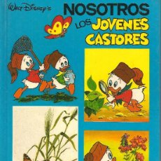 Tebeos: NOSOTROS LOS JOVENES CASTORES Nº 1. Lote 26928035