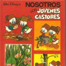 Tebeos: NOSOTROS LOS JOVENES CASTORES Nº 2. Lote 26928036