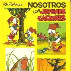 Tebeos: NOSOTROS LOS JOVENES CASTORES Nº 4. Lote 26928037