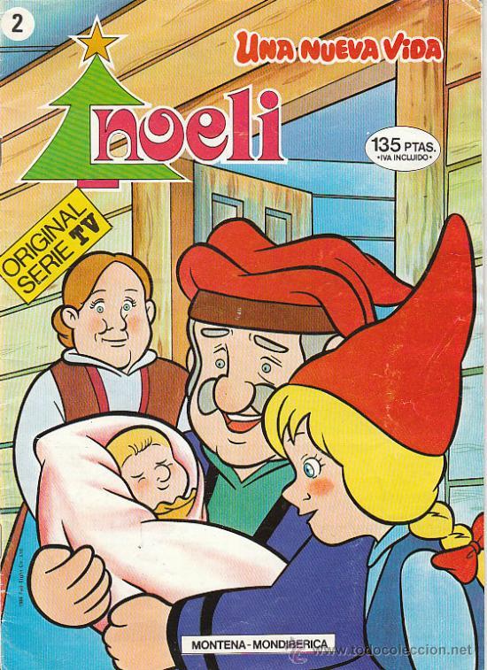 NOELI Nº 2, 32 PÁGINAS COLOR... (Tebeos y Comics - Montena)