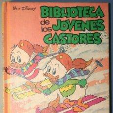 Tebeos: BIBLIOTECA DE LOS JOVENES CASTORES Nº 3 - EDITORIAL MONTENA. Lote 27269622