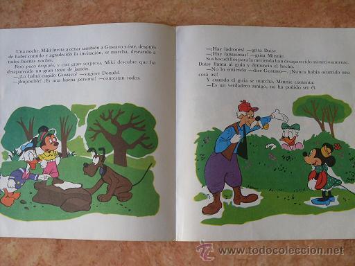 Tebeos: MIKI VA DE CAMPING,COLECCION LA COMETA,EDITORIAL MONTENA-CANAL,AÑO 1981 - Foto 2 - 25042241