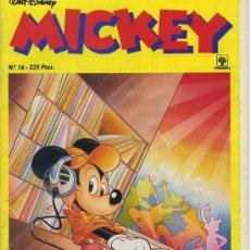 Tebeos: MICKEY SEMANAL Nº16 (1991) EDITORIAL PRIMAVERA. Lote 26239814