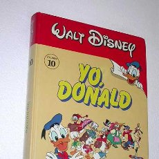 Tebeos: YO DONALD, VOLUMEN 10. WALT DISNEY. MONTENA, EDICIONES RUEDA 1987. EL PATO DONALD Y SUS AMIGOS.. Lote 27512790