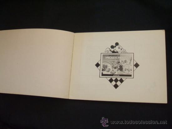 Tebeos: WALT DISNEY - MICKEY MOUSE - TIRAS PERIODISTICAS 1948 - EDIC. LIMITADA Y NUMERADA - MONTENA - - Foto 2 - 31412277