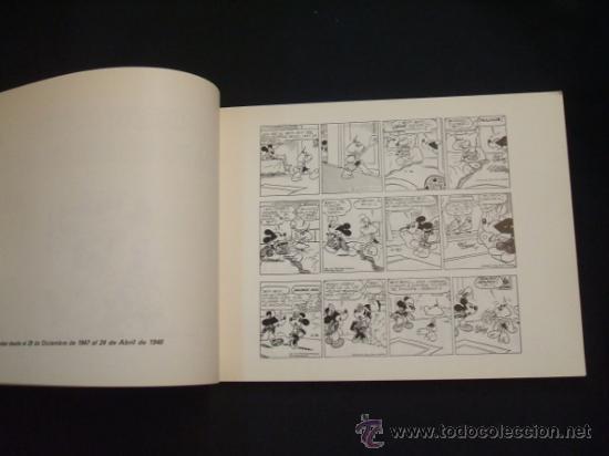 Tebeos: WALT DISNEY - MICKEY MOUSE - TIRAS PERIODISTICAS 1948 - EDIC. LIMITADA Y NUMERADA - MONTENA - - Foto 5 - 31412277