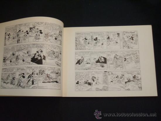 Tebeos: WALT DISNEY - MICKEY MOUSE - TIRAS PERIODISTICAS 1948 - EDIC. LIMITADA Y NUMERADA - MONTENA - - Foto 6 - 31412277