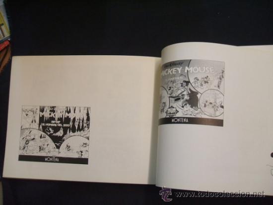 Tebeos: WALT DISNEY - MICKEY MOUSE - TIRAS PERIODISTICAS 1948 - EDIC. LIMITADA Y NUMERADA - MONTENA - - Foto 13 - 31412277