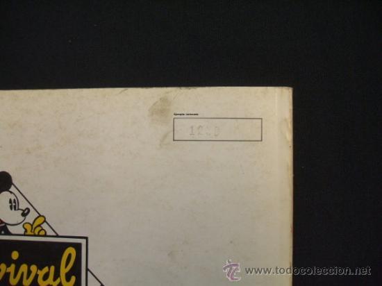 Tebeos: WALT DISNEY - MICKEY MOUSE - TIRAS PERIODISTICAS 1948 - EDIC. LIMITADA Y NUMERADA - MONTENA - - Foto 15 - 31412277
