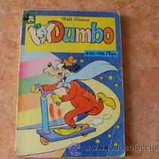 Tebeos: DUMBO,Nº 10,EDITORIAL MONTENA,AÑO 1978. Lote 31644141