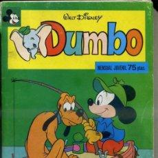 Tebeos: DUMBO Nº 2 - MONTENA, 1978 - 100 PÁGINAS. Lote 33778538