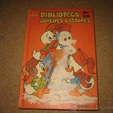 Tebeos: BIBLIOTECA DE LOS JOVENES CASTORES Nº 5 MONTENA 1984. Lote 34017467