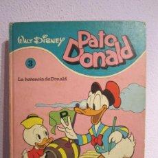 Tebeos: PATO DONALD WALT DISNEY Nº 3 LA HERENCIA DE DONALD 1980 VINTAGE. Lote 34037361