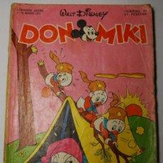 Tebeos: DON MIKI Nº 21 (3-10 MARZO 1977). MONTENA. . . Lote 34984086