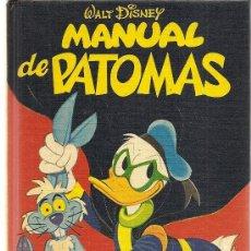 Tebeos: MANUAL DE PATOMASI MONTENA 1977. Lote 35066067