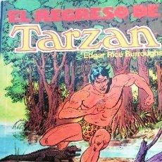 Tebeos: EL REGRESO DE TARZAN.( EDGAR RICE BURROUGHS) EDITADO POR MONTENA. (DESCUENTO LOTE). Lote 36041491
