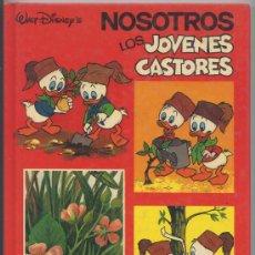 Tebeos: NOSOTROS LOS JOVENES CASTORES Nº 2 - MONTENA 1984. Lote 37648896