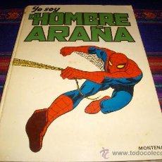 Tebeos: YO SOY EL HOMBRE ARAÑA. MONTENA 1980. SPIDERMAN. TAPAS DURAS. DIFÍCIL!!!!!!!!!!!. Lote 37856979