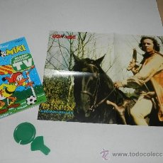 Tebeos: (M) DON MIKI NUM 159 INCLUYE POSTER DICK TURPIN + JUGUETE - . Lote 38021183