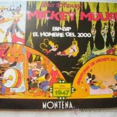 Tebeos: MICKEY MOUSE. BIP-BIP EL HOMBRE DEL 2000. 1987. Lote 40942578