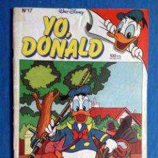 Tebeos: YO, DONALD VOL. 1 # 17 (MONTENA) - 1986. Lote 39781525