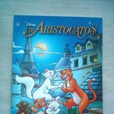 Tebeos: LOS ARISTOGATOS BIBLIOTECA INFANTIL Nº 12 EL MUNDO 2007 DISNEY. Lote 143145174