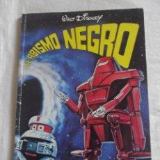 Giornalini: EL ABISMO NEGRO WALT DISNEY MONTENA 1980. Lote 40702485