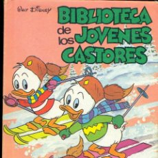 Tebeos: BIBLIOTECA DE LOS JÓVENES CASTORES - WALT DISNEY - Nº 3 - AÑO 1984. Lote 41431817