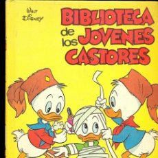 Tebeos: BIBLIOTECA DE LOS JÓVENES CASTORES - WALT DISNEY - Nº 4 - AÑO 1984. Lote 41431844