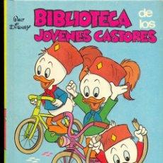 Tebeos: BIBLIOTECA DE LOS JÓVENES CASTORES - WALT DISNEY - Nº 11 - AÑO 1984. Lote 41431990