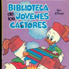 Tebeos: BIBLIOTECA DE LOS JÓVENES CASTORES - WALT DISNEY - Nº 12 - AÑO 1984. Lote 41432013